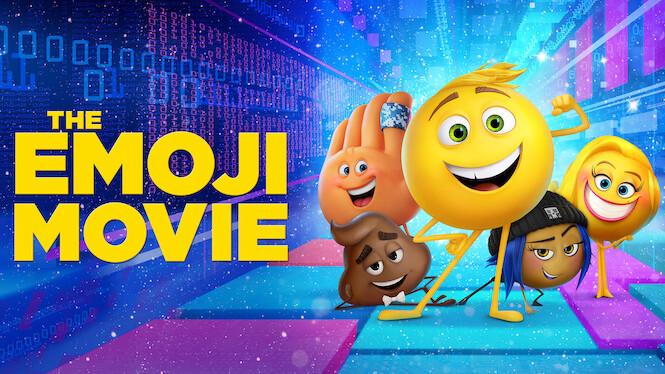 The Emoji Movie on Netflix UK