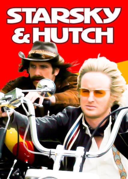 Starsky & Hutch on Netflix UK